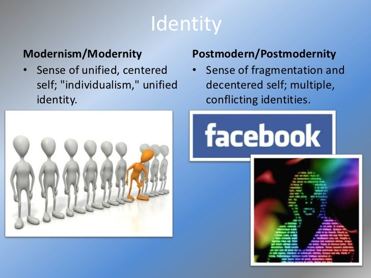 modernism and identity essay Black identity that have been handed down end of what is termed in american literature as the american modernism getting no plagiarism essay.
