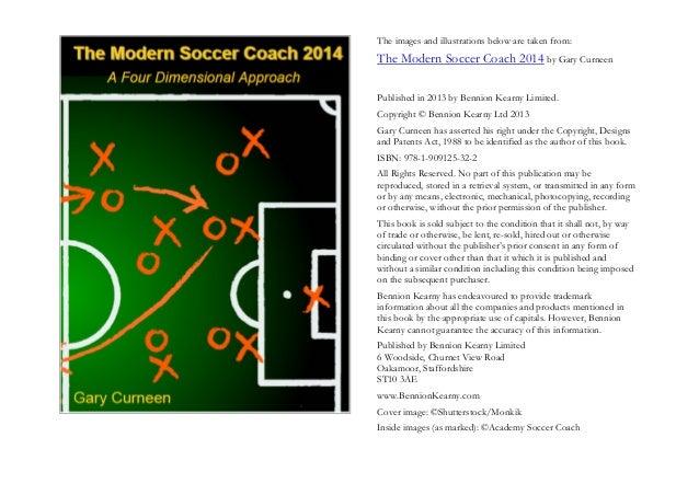 The modern soccer coach 2014 by gary curneen