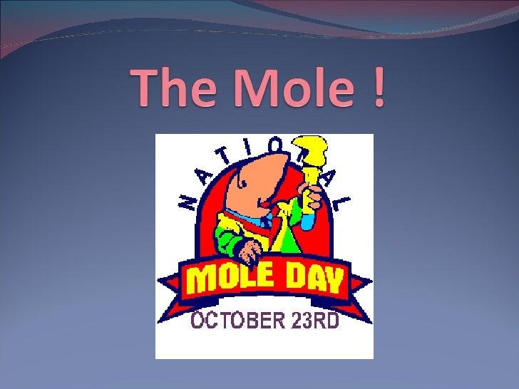 The Mole!