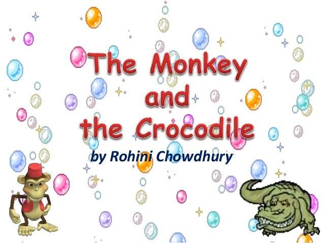 The monkey and the crocodile- India