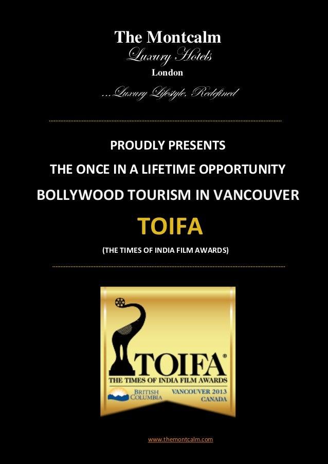 The Montcalm TOIFA