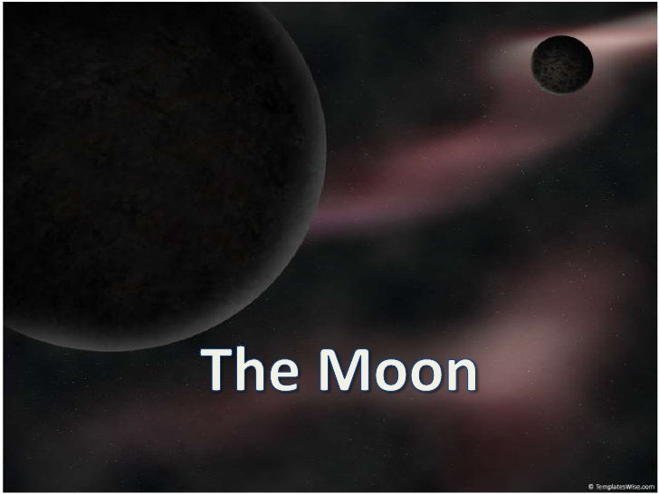 The Moon<br />