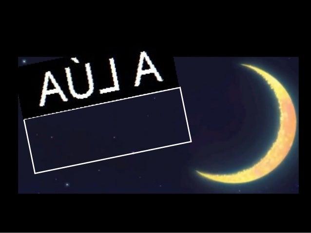 The moon a lúa