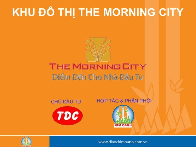 The morning city final