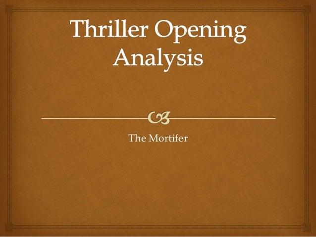 The Mortifer