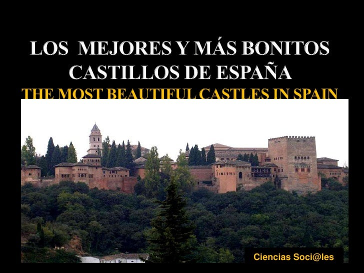 The most beautiful castles in Spain