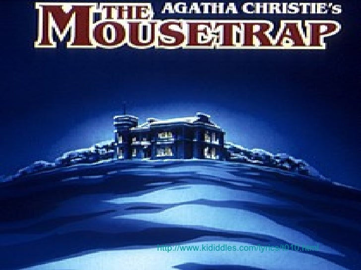 The Mousetrap PowerPoint