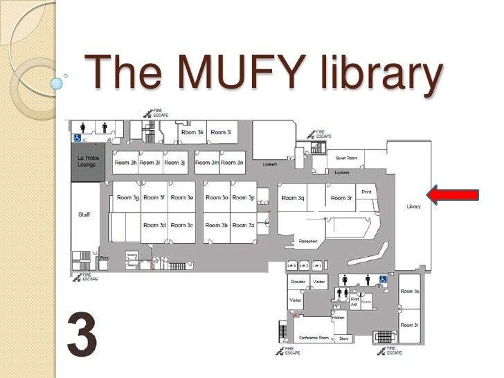The MUFY library