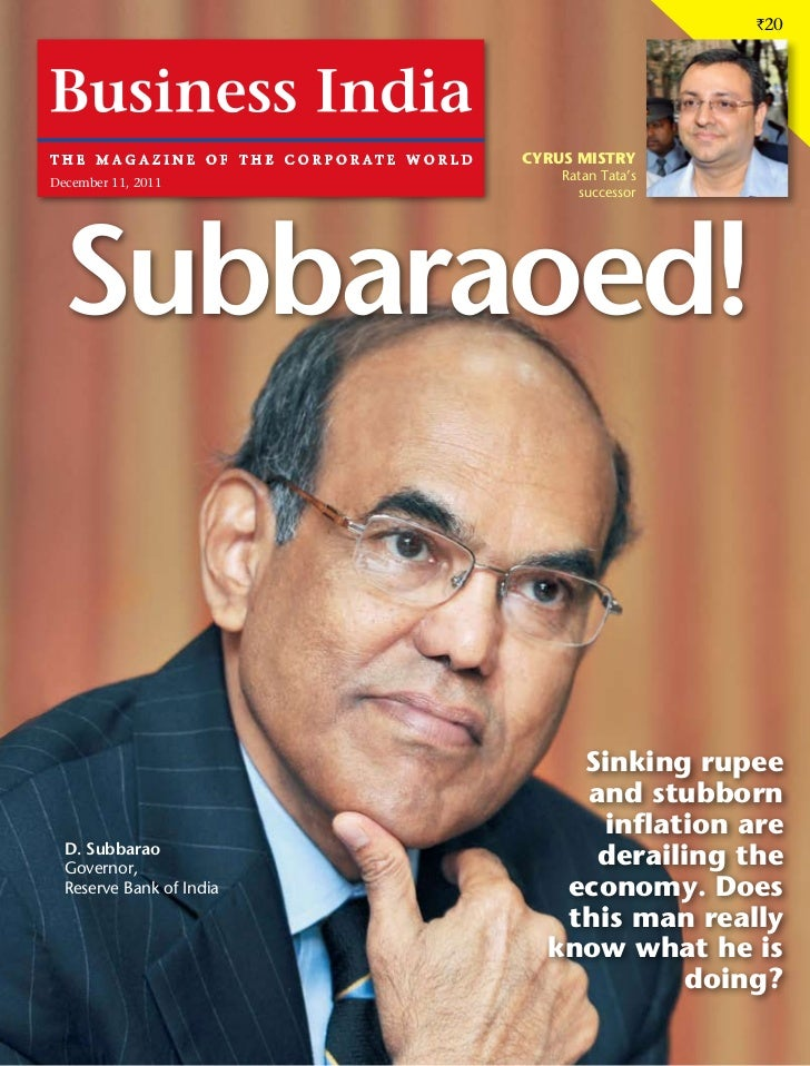 The Myth of Indian Globalization (Business India - Dec 2011)