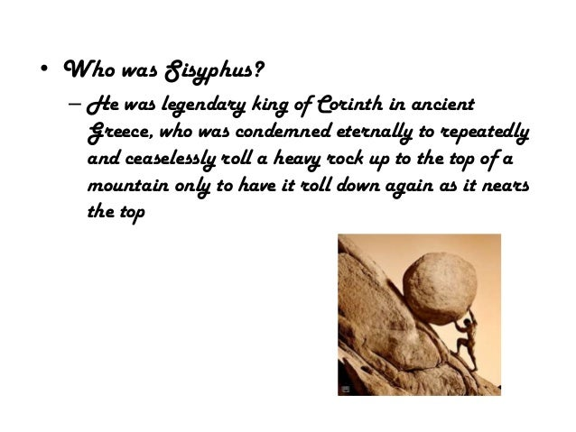 an analysis of the story of sisyphus in ancient greek mythology Who was sisyphus in greek mythology lesson summary sisyphus was a character in greek mythology story & death go to mythology in ancient greece.