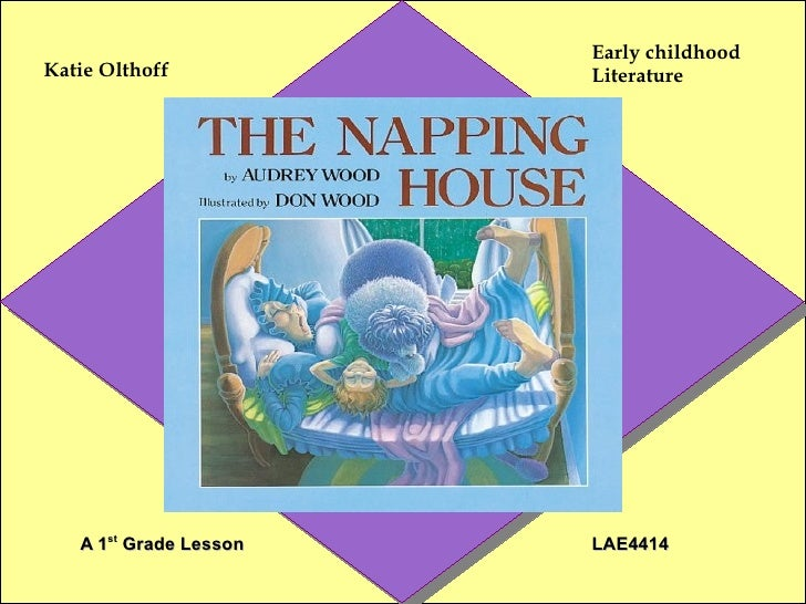 The Napping House Rewritten As The Napping Barn