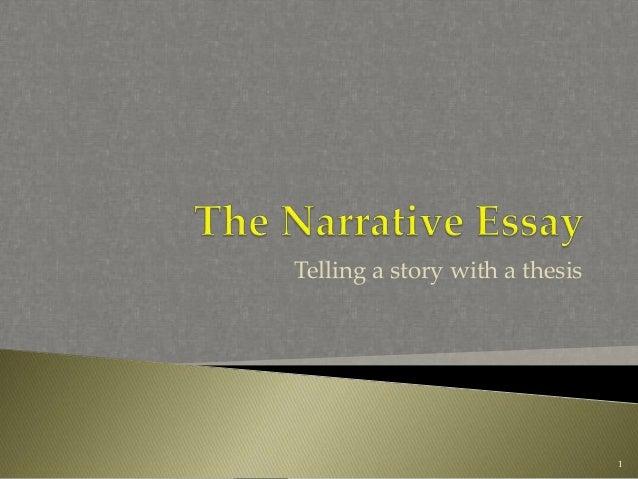 Narrative Essay Topics and Story Ideas