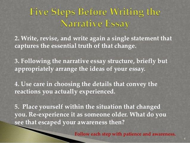 descriptive essay life changing experience Информация