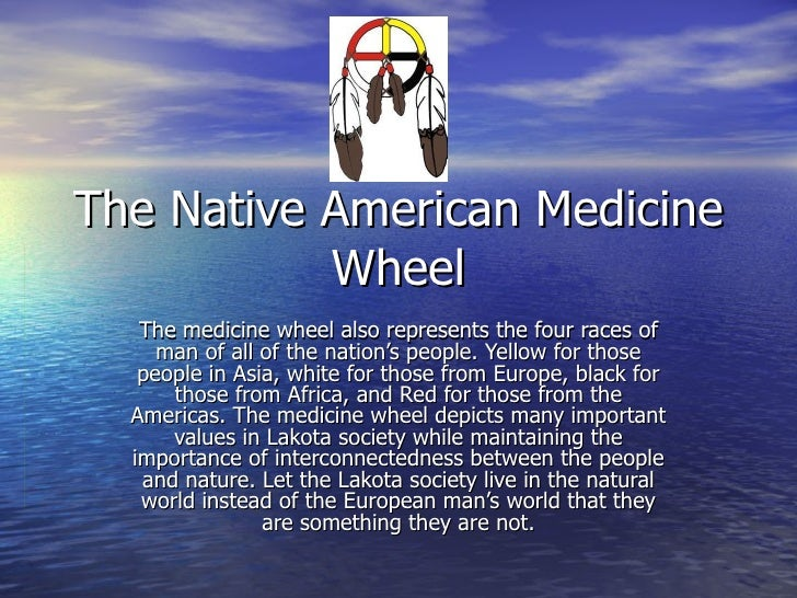 Native American Medicine Wheel | Male Models Picture