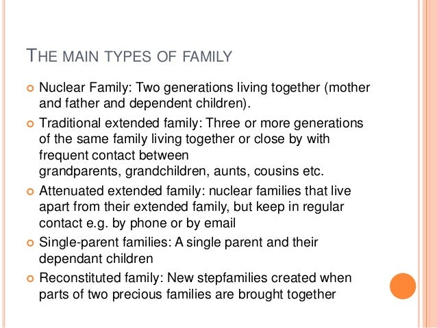 on nuclear family essay on nuclear family