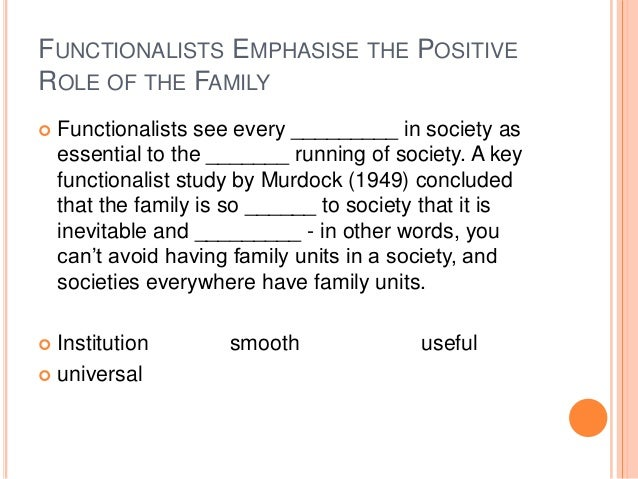 essay on importance of family in society Importance of education in a society or life complete speech or essay on importance of education education is now became the part of our life.