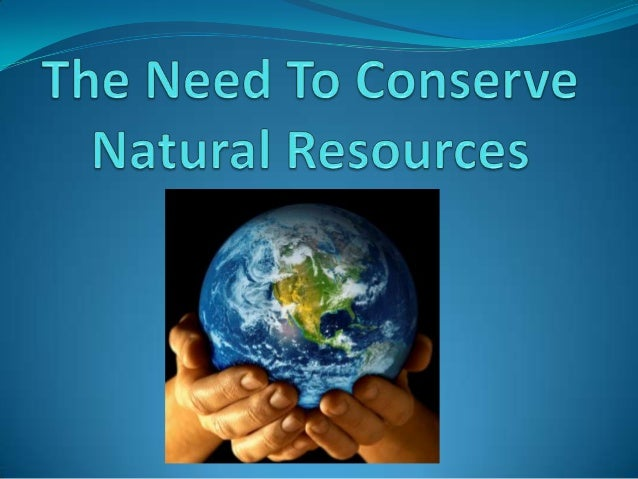 essay conserve energy natural resources