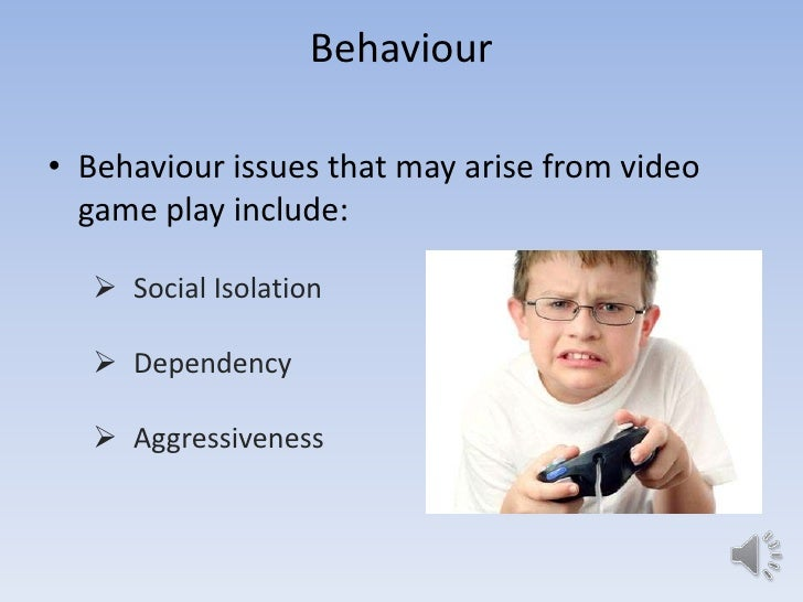 Essay about negative effects of online games