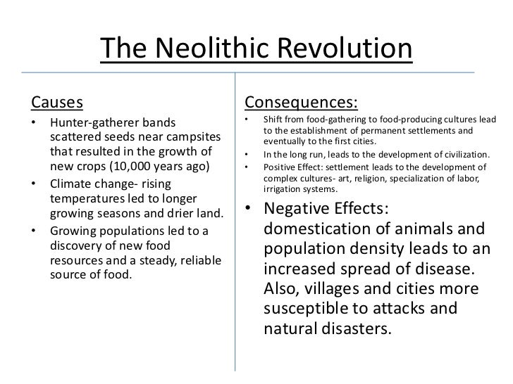 neolithic revolution essay help Neolithic revolution essay neolithic revolution introduction the beauty of the world lies in the fact that t experiences constant changes nothing is in its original from today, as it was in ancient times help contact us.