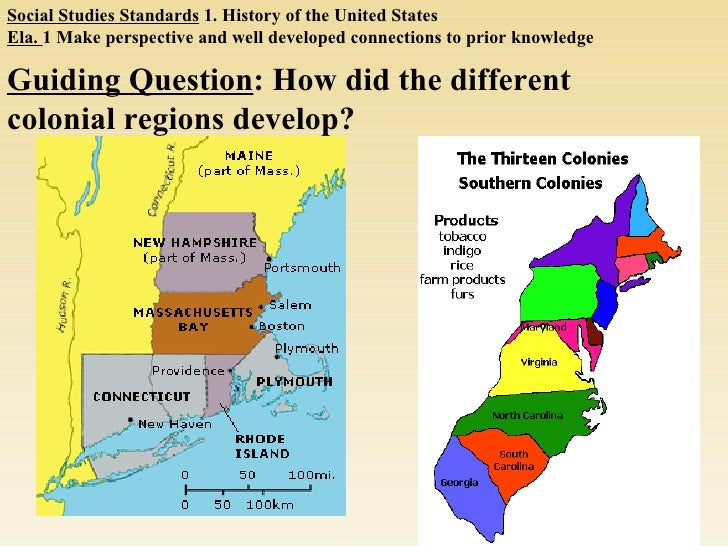 How Did The New England Colonies Get Food