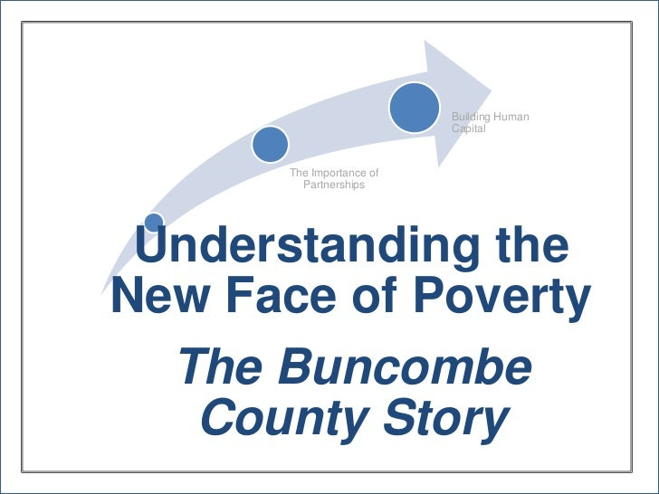 Building Human Capital: The New Face of Poverty