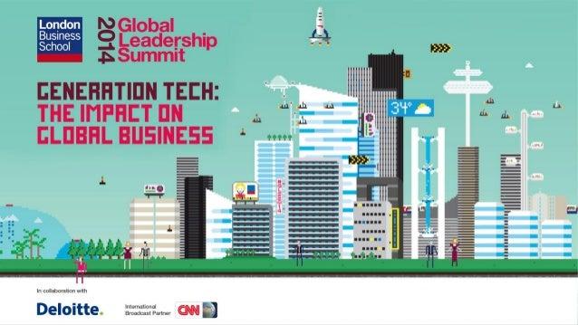 The New Future   2014 Global Leadership Summit