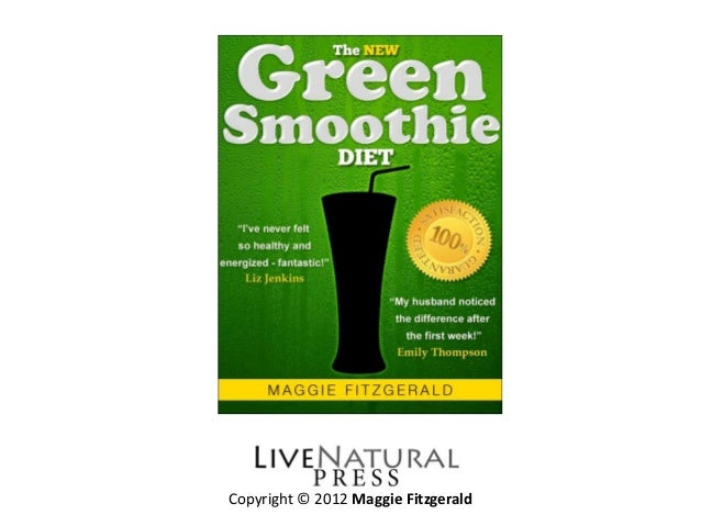 The New Green Smoothie Diet