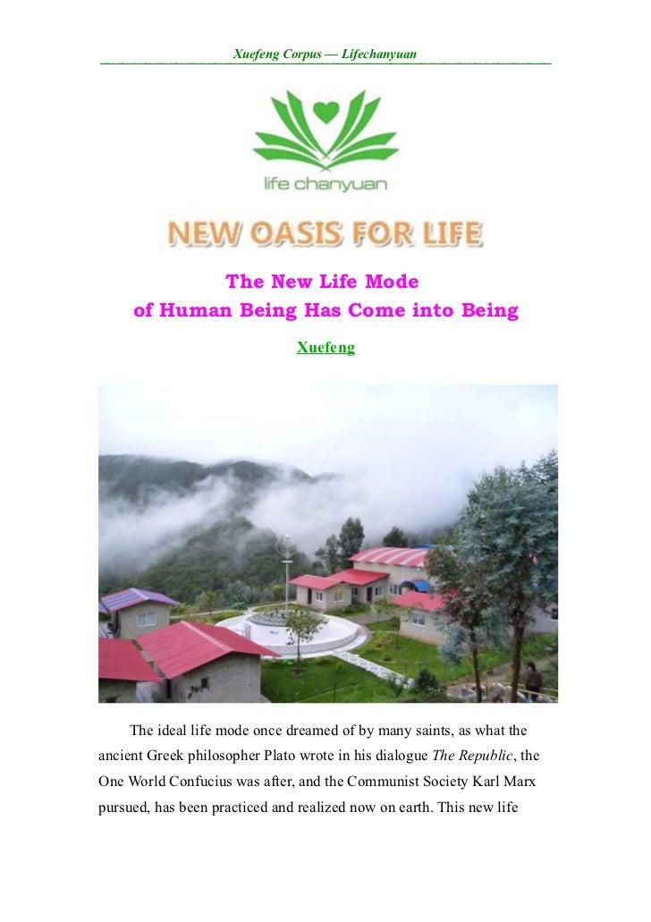 Xuefeng Corpus — Lifechanyuan¯¯¯¯¯¯¯¯¯¯¯¯¯¯¯¯¯¯¯¯¯¯¯¯¯¯¯¯¯¯¯¯¯¯¯¯¯¯¯¯¯¯¯¯¯¯¯¯¯¯¯¯¯¯¯¯¯¯¯            The New Life Mode     ...