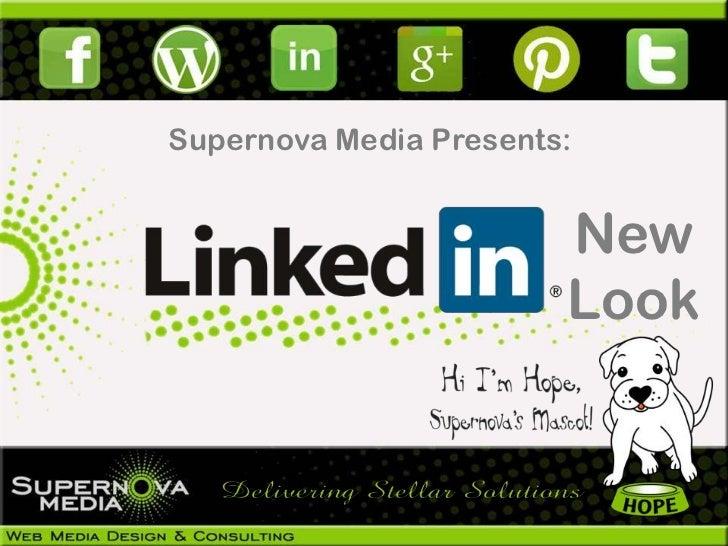 Supernova Media Presents:                        New                        Look