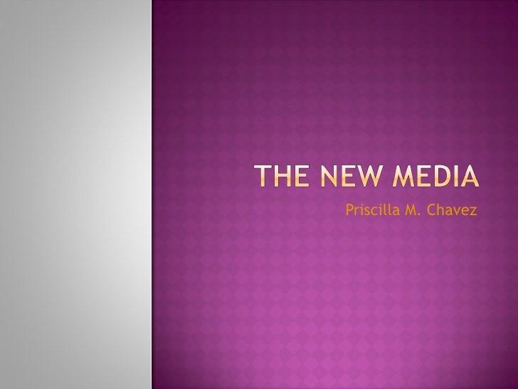 The new media