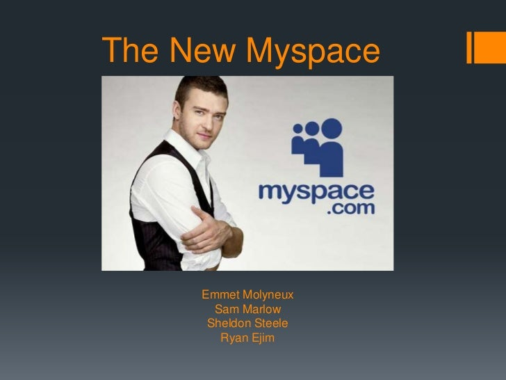 The new myspace power point