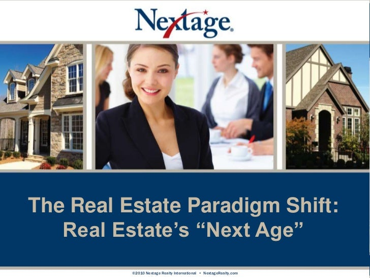 The Next Age Of Real Estate