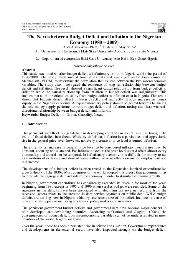 Research Journal of Finance and Accounting                                                  www.iiste.orgISSN 2222-1697 (P...