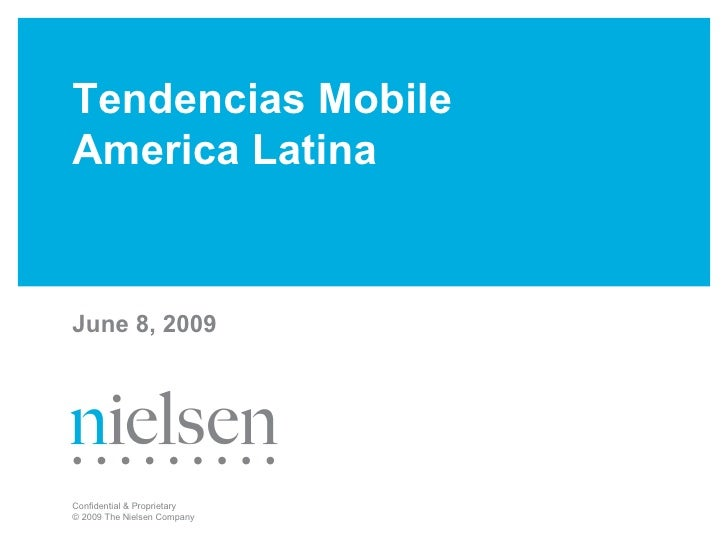 The Nielsen Company Mo Mo Intro   June8th Buenos Aires