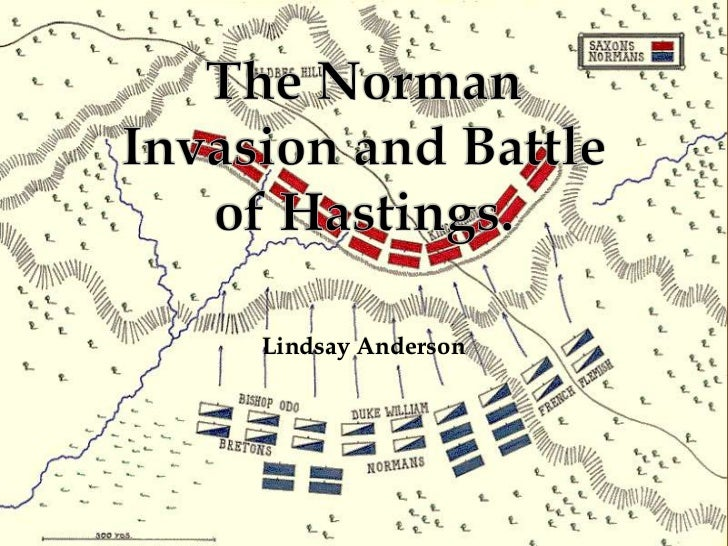 The norman invasion2