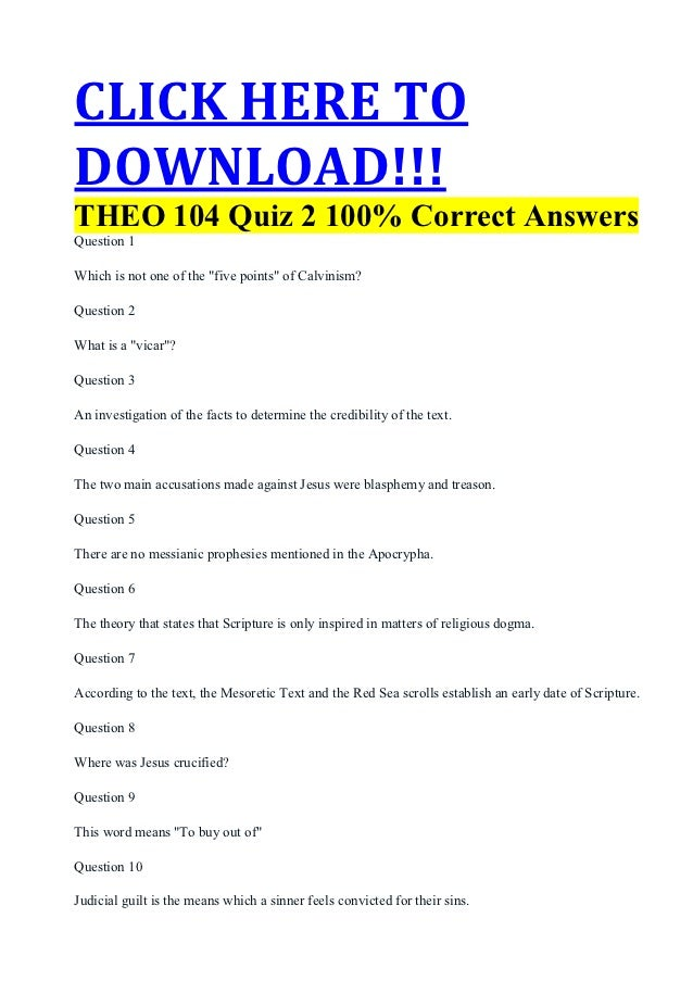 FIN 534 Quiz 10 (30 questions with answers) 99,99 % Scored