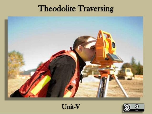 Theodolite Traversing