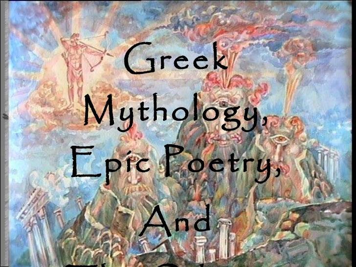 Essay about greek myths