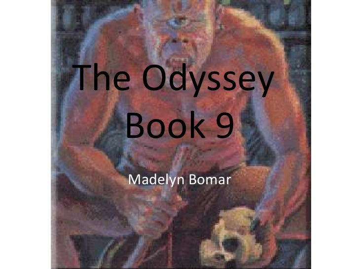 an discussion of the odyssey Answer to read the excerpt from a discussion of themes in the odyssey - penelope throughout penelope's encounter with the disguised.