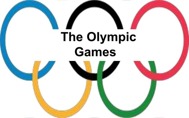 The Οlympic Games