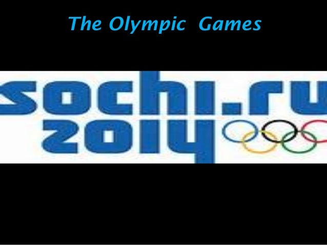 The olympic games5a