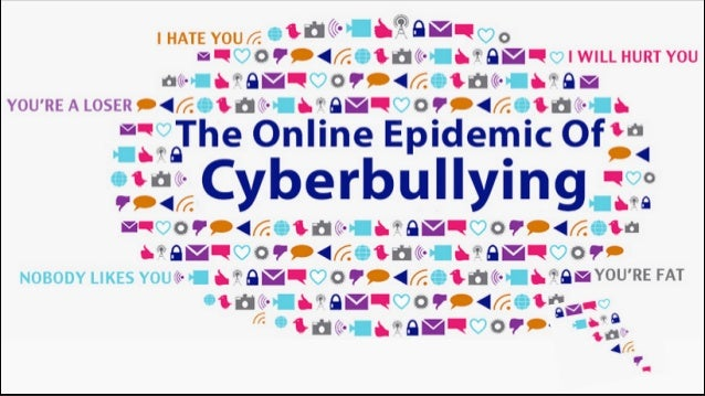 The Online Epidemic Of Cyberbullying