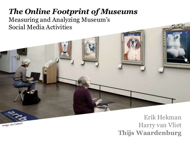 The Online Footprint of Museums