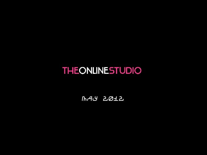 The online studio may 2012 full