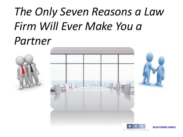 how to become partner in law firm