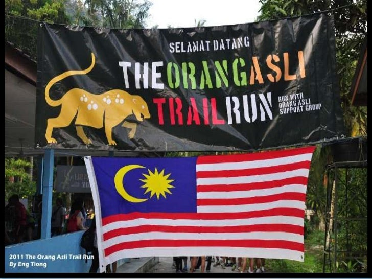 Running For Orang Asli 2012