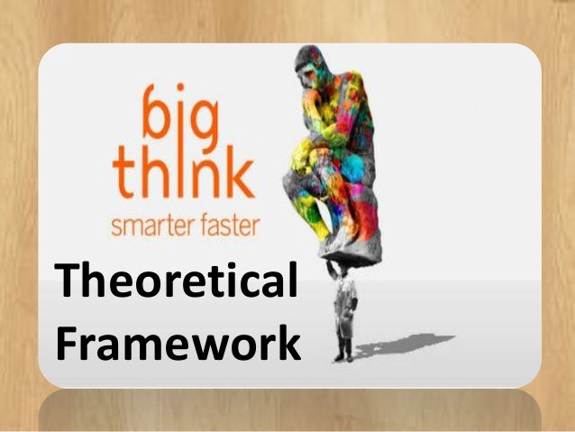 Th Theoretical Framework