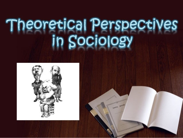 Functionalist perspective (Emile Durkheim) • Focuses on: society as a set of interrelated parts that work together to prod...