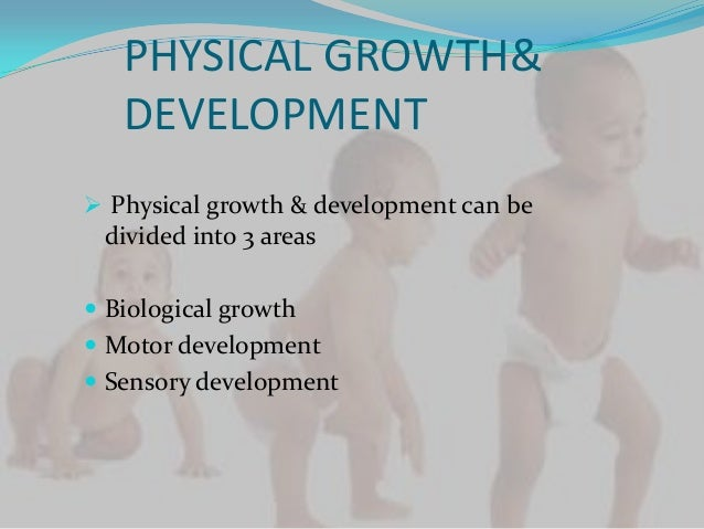 growth and development definition pdf