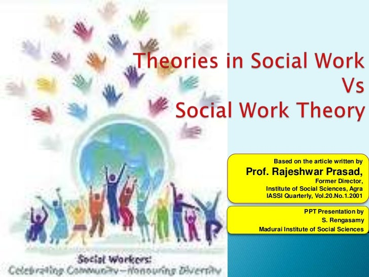 social work theories analysis Homelessness can be understood in the context of conflict theory, which holds that capitalism is the main reason for homelessness in the united states.